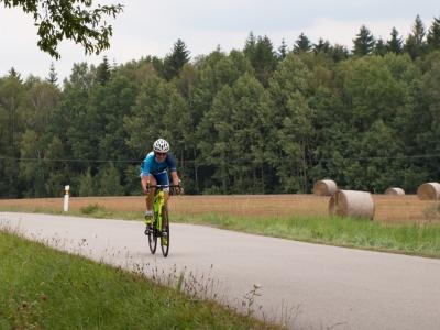 výlety na kole cyklostezky v okolí