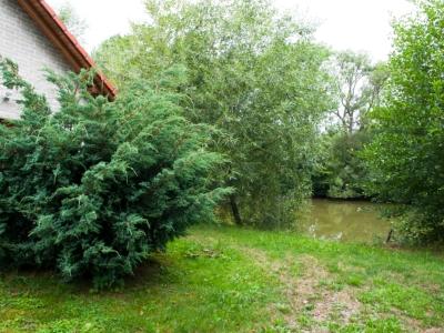 rybníček a zahrada