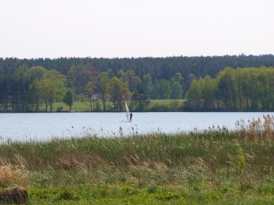 rybník Svět windsurfing